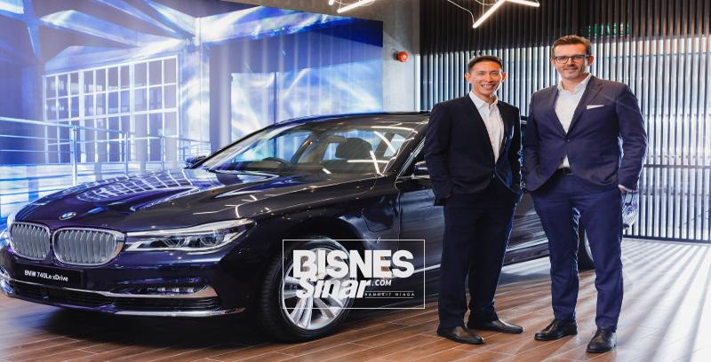 BMW Malaysia catat pertumbuhan menggalakkan