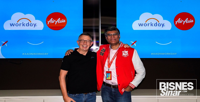 AirAsia ke arah transformasi digital