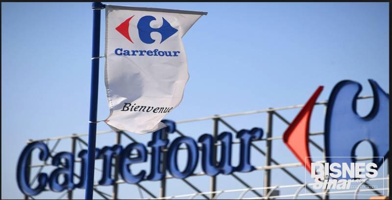 Carrefour jual perniagaan China kepada Suning.com