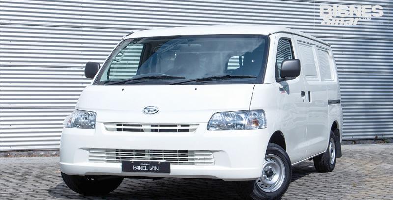 Daihatsu perkenal kenderaan komersial Gran Max Panel Van (AT)