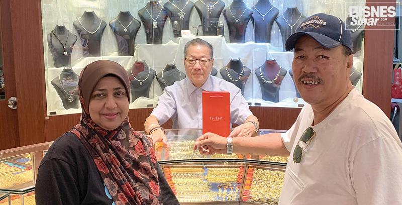Far East perkenal koleksi barang kemas baharu