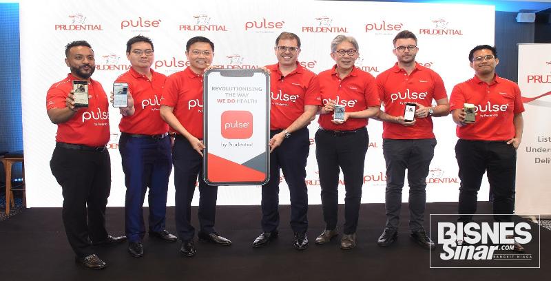 Pulse aplikasi rundingan kesihatan atas talian