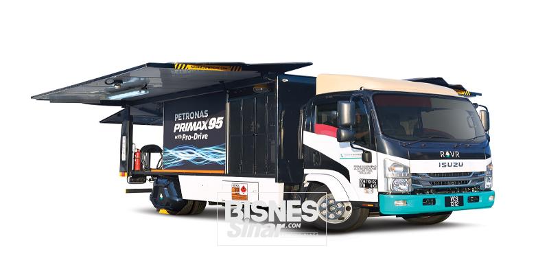 Petronas perluas perkhidmatan ROVR