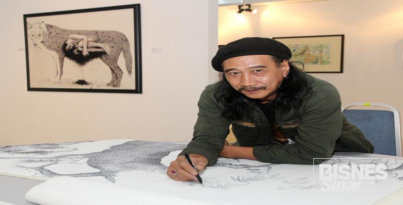 Yayasan Maybank berkolaboratif dengan 9 pelukis tempatan
