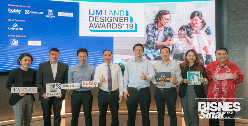 IJM Land anjur Anugerah Pereka Dalaman IJM Land 2019