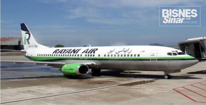 Rayani Air akan bayar balik tiket penerbangan