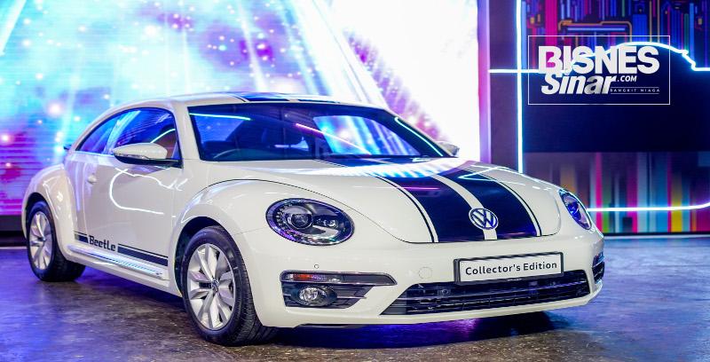 Volkswagen henti produksi Bettle