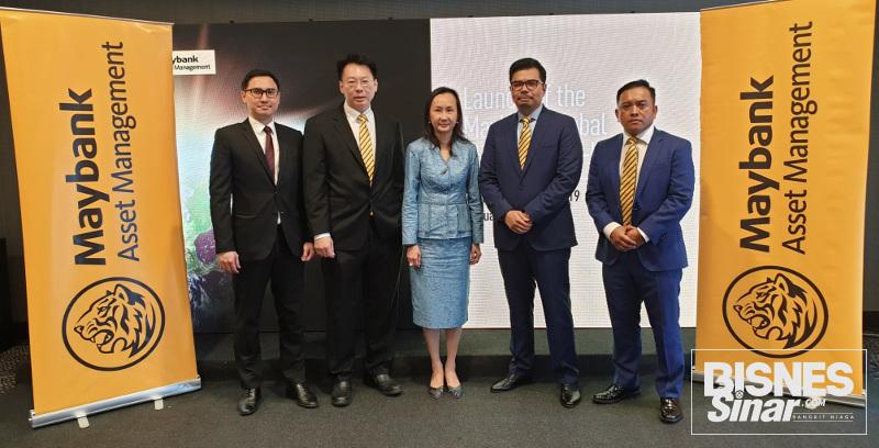 MAM Malaysia lancar dana I-Aset Campuran Global