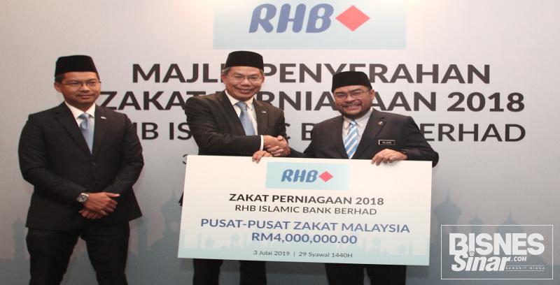 RHB Islamic bantu golongan asnaf
