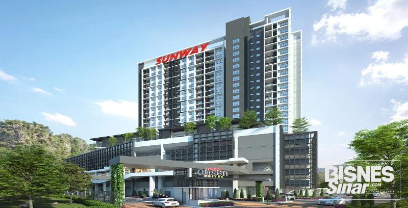 Sunway Onsen Suites tawar kemudahan urban terbaik