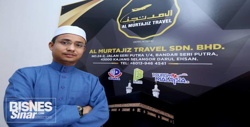 Al Murtajiz bantu jemaah simpan wang, persediaan tunai umrah