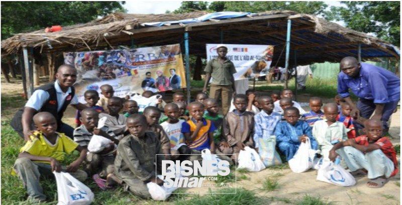 Laksana ibadah korban di Afrika