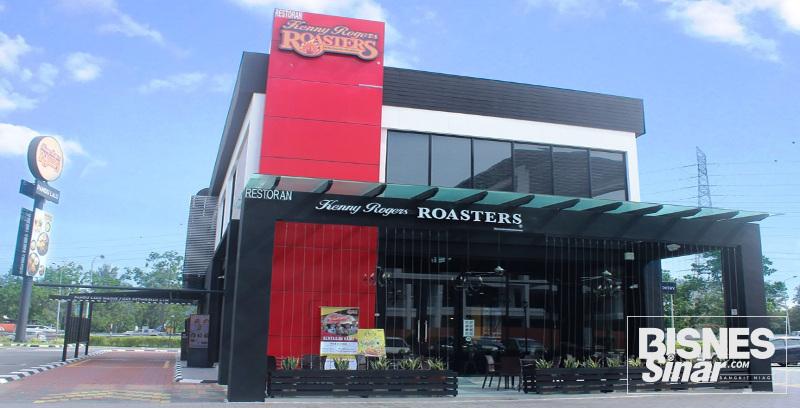Kenny Rogers Roasters lancar restoran pandu lalu