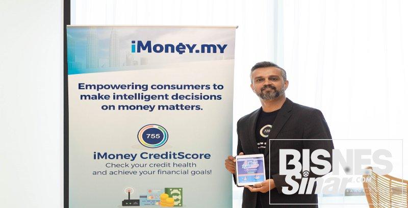 iMoney lancar CreditScore iMoney dalam versi Bahasa Melayu