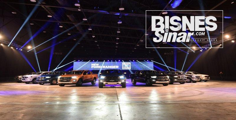 SDAC optimis Ford Ranger terus catat peningkatan