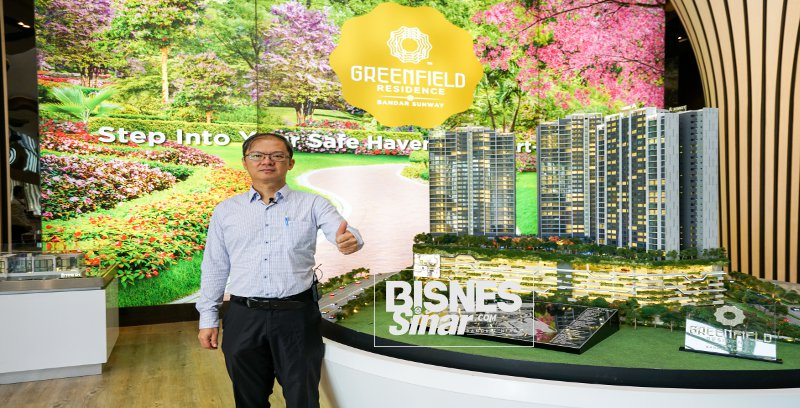 Greenfield Residence: Pembangunan lestari gaya resort