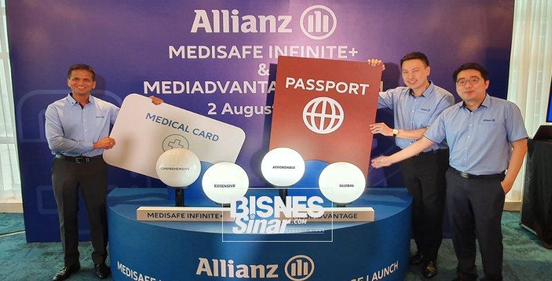 Allianz Malaysia tawar perlindungan kesihatan lebih baik di dalam dan luar negara
