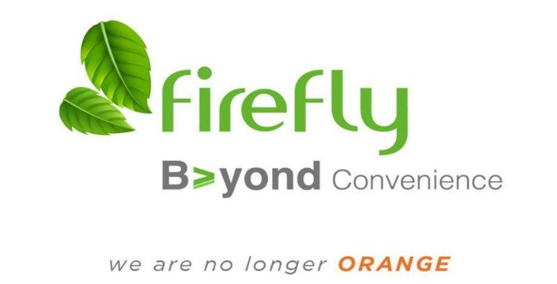 Firefly Airlines tukar warna jingga pada logonya kepada hijau