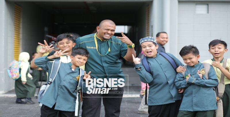 Wawasan jihad Mohd Fadzil, fokus bangunkan Brainy Bunch untuk kanak-kanak Muslim