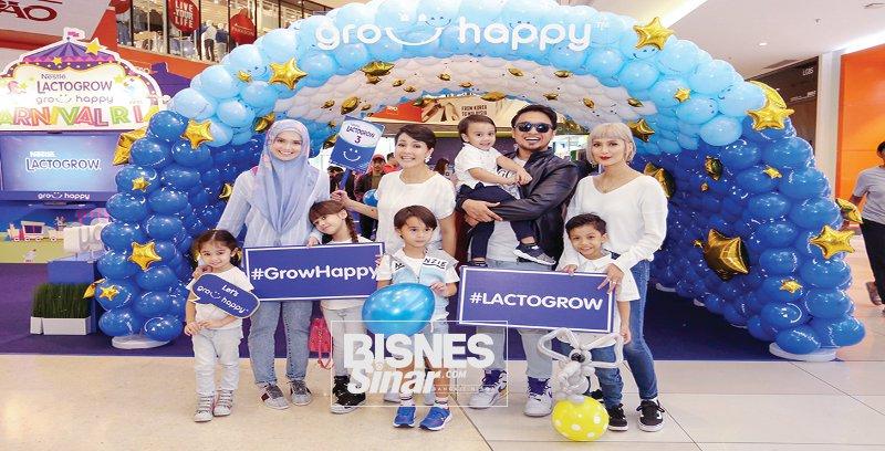 IOI City Mall Putrajaya berubah jadi taman magis