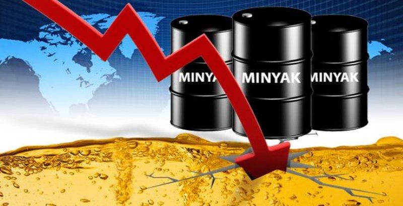 Tindakan Trump terhadap China jejas harga minyak