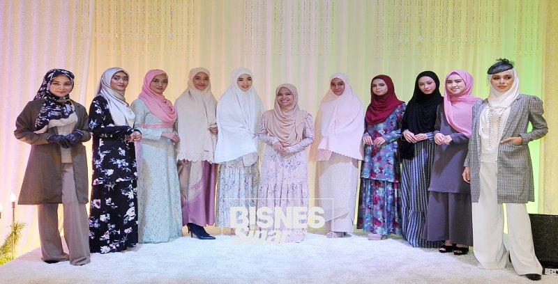 Nurul Azwin terus komited lebar rangkaian perniagaan Najjah