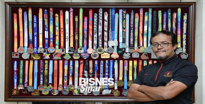 Mohd Rizal yakin Raja Medal mampu melonjakkan perniagaan
