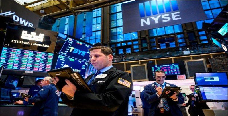 Tweeter Trump punca Wall Street ditutup rendah