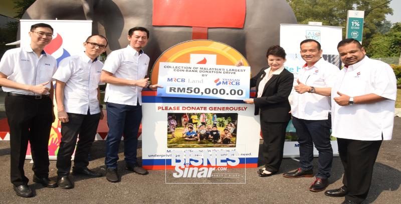 Yayasan MRCB kumpul dana RM50,000 bantu belia OKU