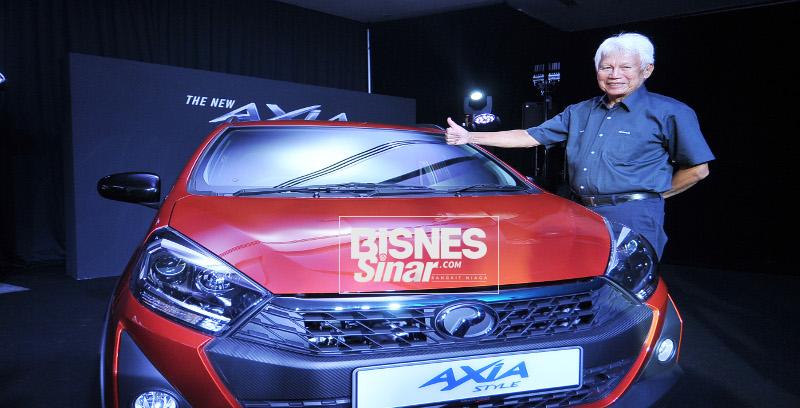 Perodua Axia 2019, terima lebih 5,000 tempahan