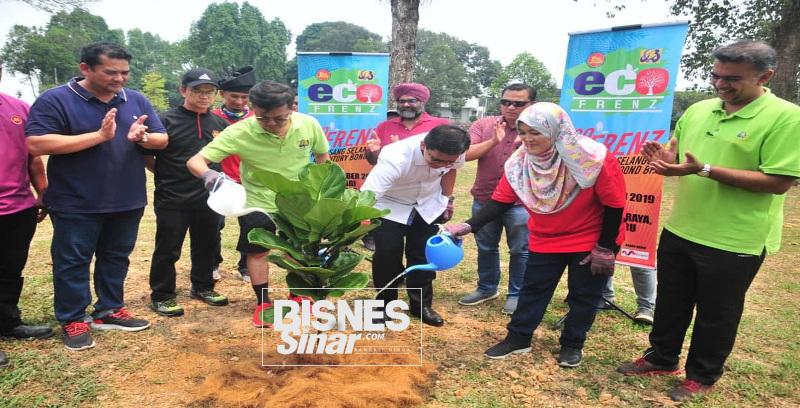 KPS komited hijaukan bumi