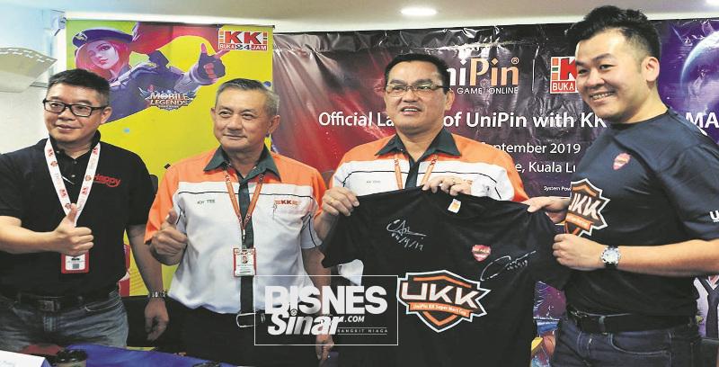 UniPin kini di Malaysia