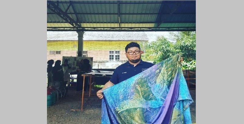 Batik: Idea tidak logik Amir Harith bawa tuah!