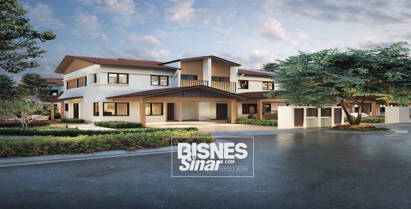 Setia Fontaines: Rumah teres satu dan dua tingkat ditawarkan bermula RM320,000 hingga RM420,000