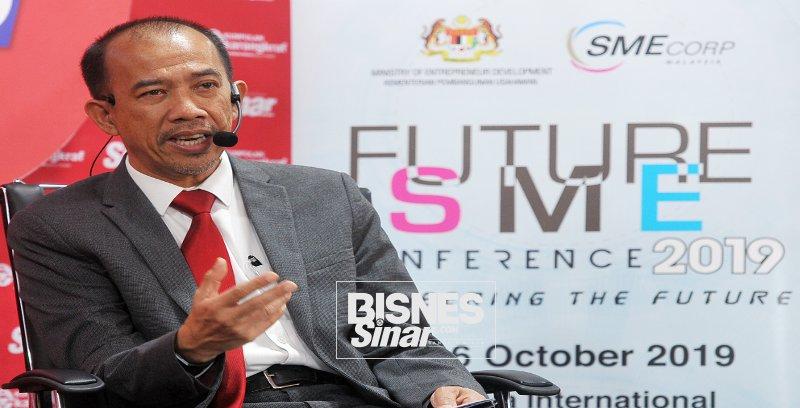 Persidangan PKS Masa Depan 2019: SME Corp bantu perniagaan PKS kekal relevan dalam era digitalisasi