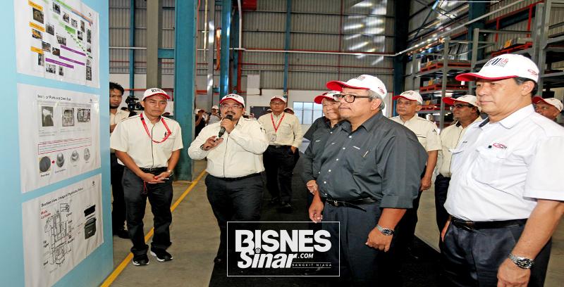 Perodua labur RM7 juta kembangkan perniagaan