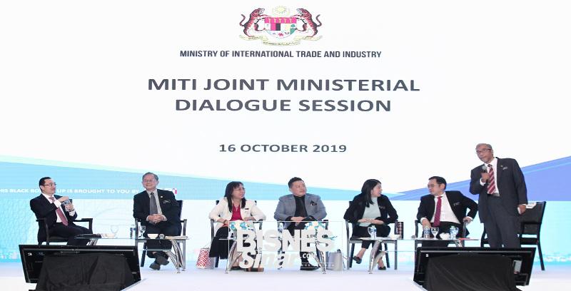 Dialog Perundingan MITI platform terbaik