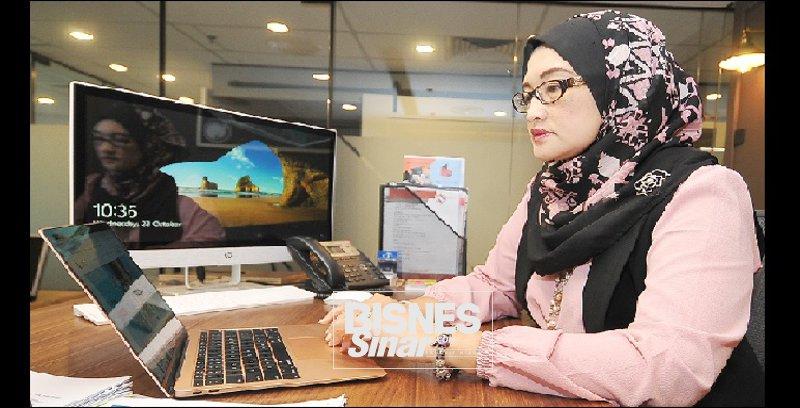 MyAzZahra solusi kewangan digital
