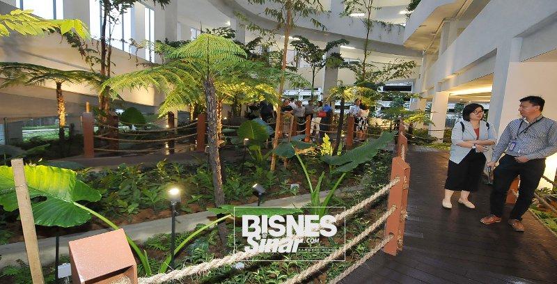 Bennington Residences, kondominium dalam bandar menjanjikan kedamaian hutan