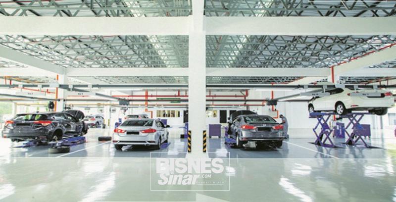 Honda buka enam lagi pusat BP