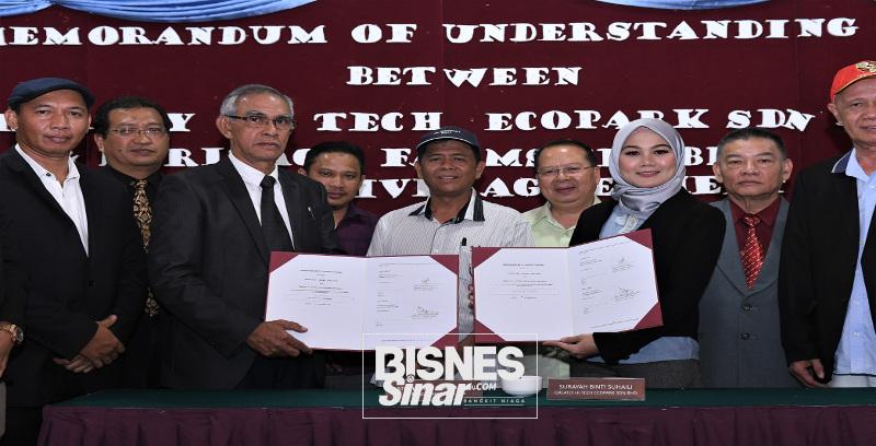 Bongawan bakal jadi hub pertanian utama Sabah