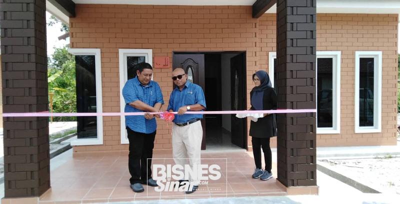 Al Ansar sasar bina 50 unit banglo IBS