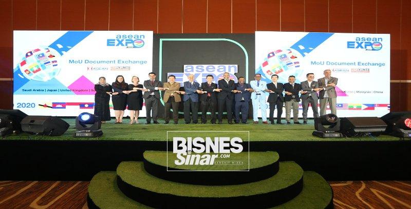 ASEAN Expo 2020 platform pemadanan perniagaan terbaik