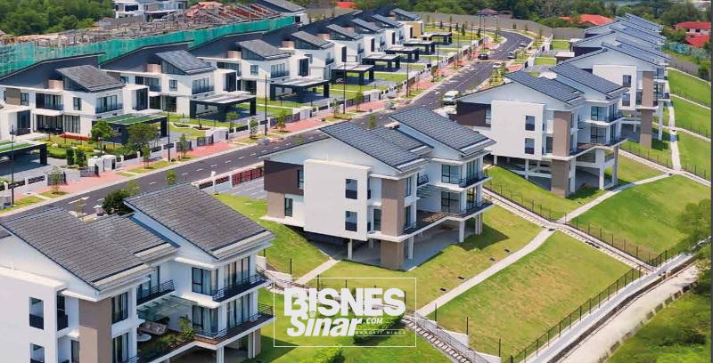 Sebayu Hill Villas janjikan rumah mewah dan privasi