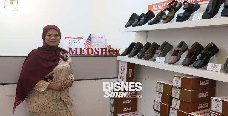 Mahu berjaya dalam perniagaan Nur Diana utamakan reda suami