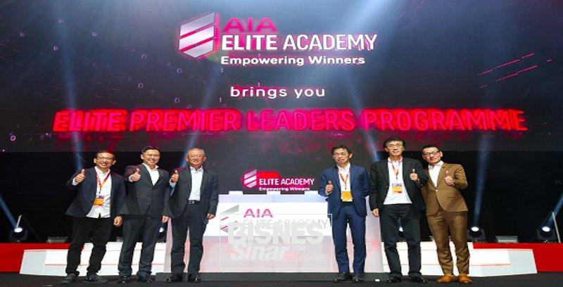 AIA Bhd terus latih ejen bentuk perniagaan mampan