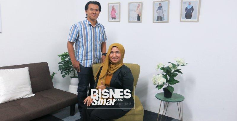 Faiz, Hazirah percaya gabungan perniagaan adik-beradik memiliki berkat
