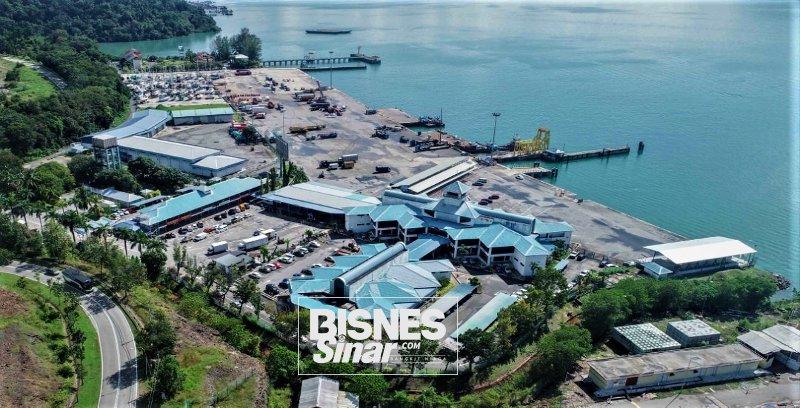 Langkawi manfaat kemampuan 5G, guna teknologi Celcom pertingkatkan kawalan sempadan pelabuhan