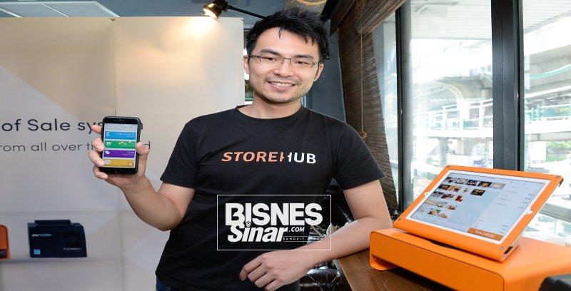 StoreHub peroleh pembiayaan RM36.9 juta