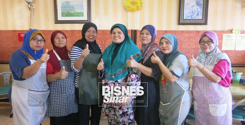 Norafizah mahu Nasi Briyani Gam An-Nur kekal relevan dalam pasaran